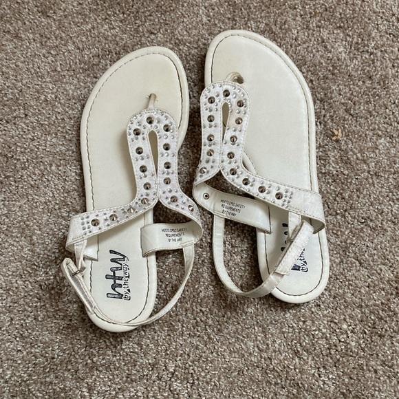 Btw sandals